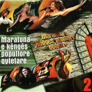 Maratona e Këngës Popullore Qytetare, Vol. 2