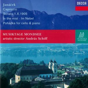 Janácek: Capriccio; In the Mists; Pohádka; Sonata 1.X.1905