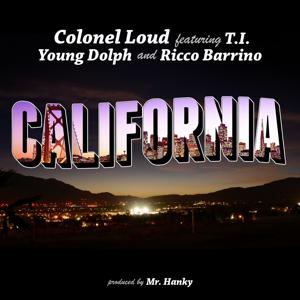 California (feat. T.I., Young Dolph & Ricco Barrino) - Single