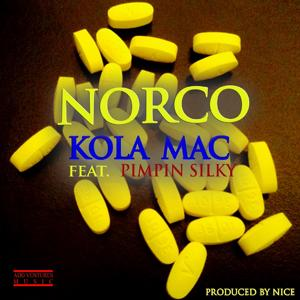 Norco (feat. Pimpin Silky) - Single