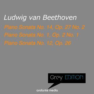 Grey Edition - Beethoven: Piano Sonata No. 14, Op. 27 No. 2 & Piano Sonatas Nos. 1, 12