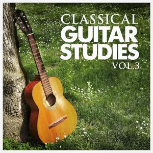 Classical Guitar Studies, Vol. 3