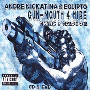 Gun-Mouth 4 hire Horns and Halos #2