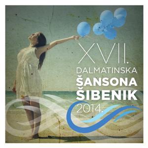 17. Dalmatinska Šansona Šibenik 2014.