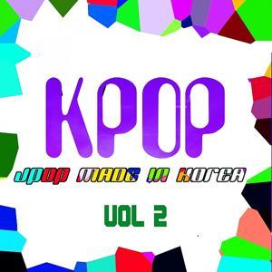 KPOP: J-Pop Made In Korea, Vol. 2