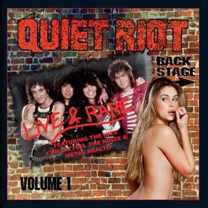 Backstage Live & Rare, Vol. 1