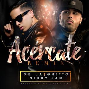Acércate (feat. Nicky Jam) [Remix]