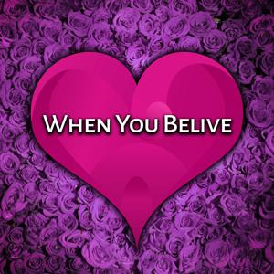 When You Belive – Love Her, Romantic Date, Can You Feel, Good Day, Smell Flower, Tasty Wine