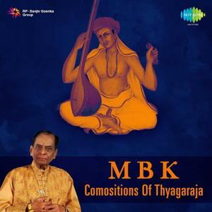 M B K - Compositions of Thyagaraja