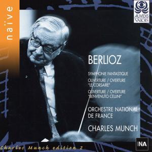 Berlioz: Symphonie fantastique, Ouvertures Le corsaire et de Benvenuto Cellini