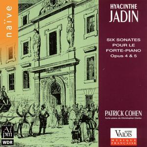Jadin: Six sonates pour le piano-forte