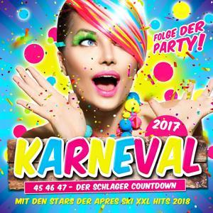 Karneval 2017 - Folge der Party