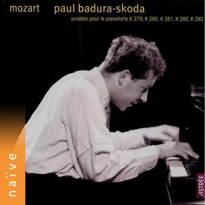 Mozart: Piano Sonatas, K. 279, K. 280, K. 281, K. 282, K. 283