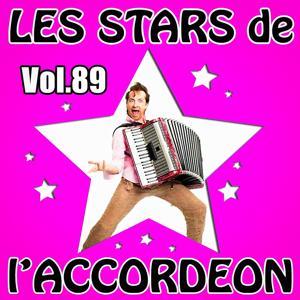 Les stars de l'accordéon, vol. 89