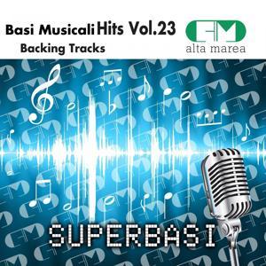 Basi Musicali Hits Vol.23 (Backing Tracks Altamarea)