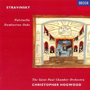 Stravinsky: Pulcinella; Dumbarton Oaks / Gallo: Sonatas / Pergolesi: Sinfonia