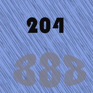 888, Vol.204