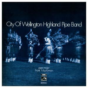 City Of Wellington Highland Pipe Band