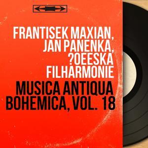 Musica antiqua bohemica, vol. 18