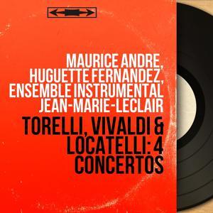 Torelli, Vivaldi & Locatelli: 4 Concertos