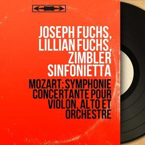 Mozart: Symphonie concertante pour violon, alto et orchestre