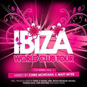 Ibiza World Club Tour Cd Series Vol. 1
