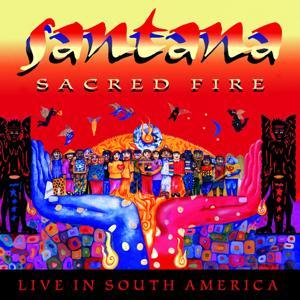 Sacred Fire: Santana Live In South America