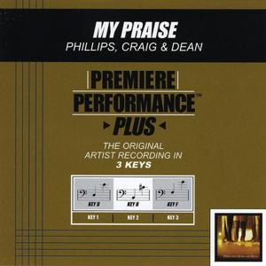 My Praise (Performance Tracks) - EP