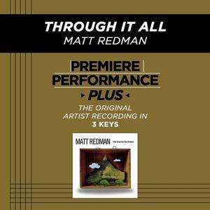 Through It All (Performance Tracks) - EP