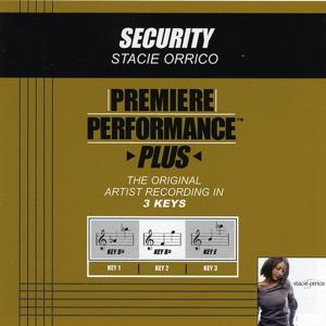 Premiere Performance Plus: Security