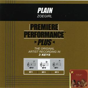 Premiere Performance Plus: Plain