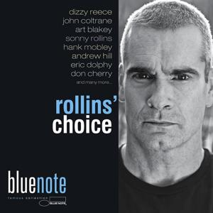 Rollins' Choice (Blue Note Selections by Henry Rollins)
