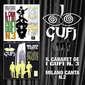 Il Cabaret Dei Gufi N. 3 / Milano Canta N. 2