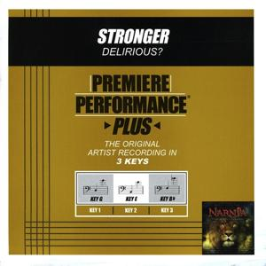 Stronger (Premiere Performance Plus Track)