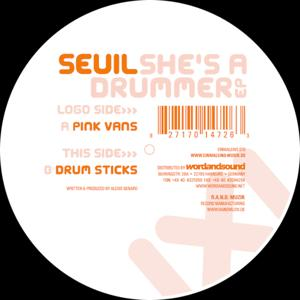 She`s A Drummer EP