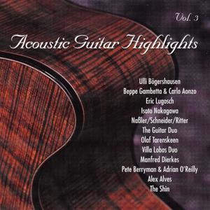 Acoustic Guitar Highlights, Vol. 3