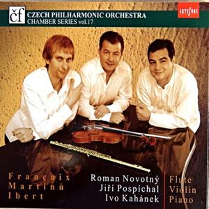 Czech Philharmonic Orchestra Chamber Series: Vol. 17