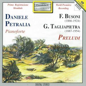 Ferruccio Busoni, Gino Tagliapietra: Preludi