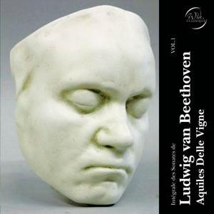 Ludwig Van Beethoven: Intégrale des Sonates, vol. 1