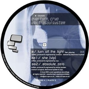 Turn Off The Light (Electrosoul System Remix) / She (VIP) / Absolute Zero
