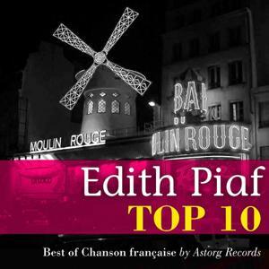 Edith Piaf TOP 10 (Top 10)