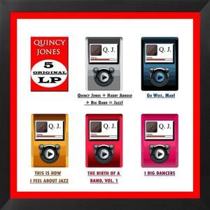 Quincy Jones: Five Original Albums (Digital Version)