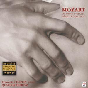 Mozart : Concertos pour piano & quatuor à cordes