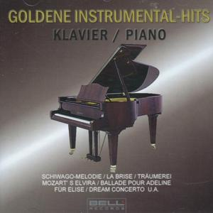 Goldene Instrumental-Hits (KlavierPiano)