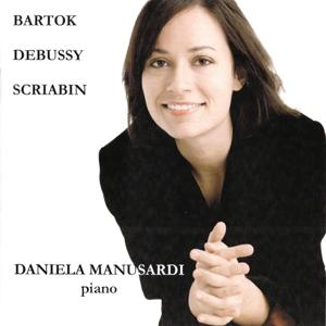 Alexandre Scriabin, Claude Debussy and Bela Bartok