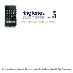 Ringtones suonerie, vol. 5