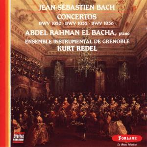 Jean Sébastien Bach : Concertos BWV. 1052 - BWV. 1055 - BWV. 1056