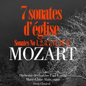 Mozart : 7 sonates d'église pour orchestre et orgue