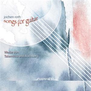 Jochen Roth : Songs for Guitar
