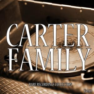 The Complete Carter Family Collection, Vol.1